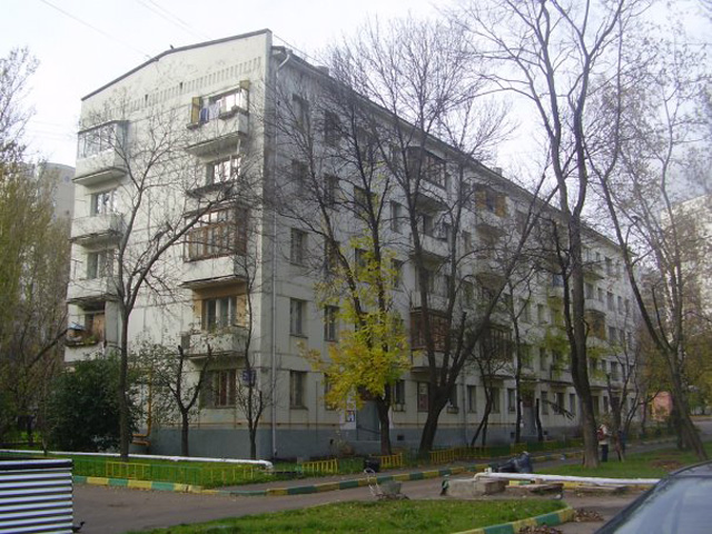 Серия дома I-510