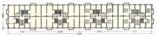 Серия дома II-17