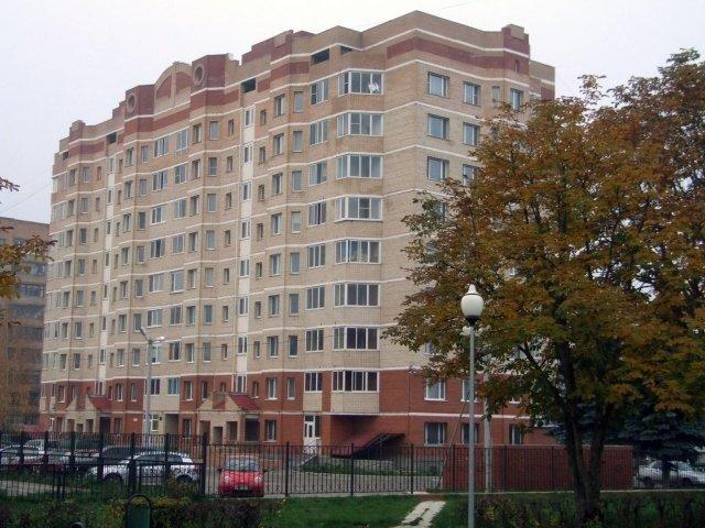Серия дома В-2002