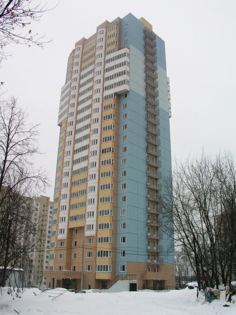 Серия дома И-155